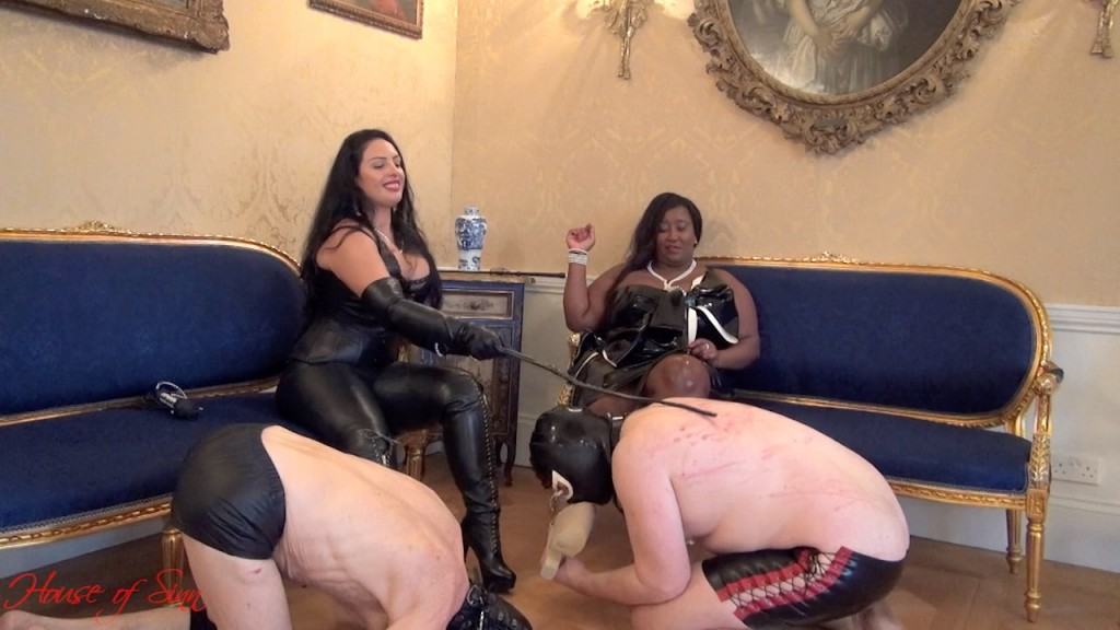 A life of servitude with Goddess Ezada and Madame Caramel